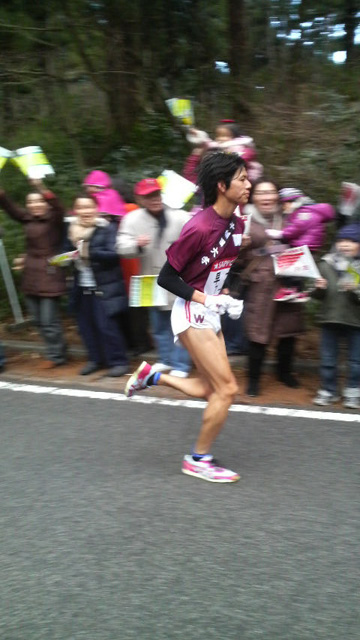 2011 年 箱根 駅伝 早稲田 5 区